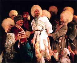Хочбар - Первая Дагестанская опера