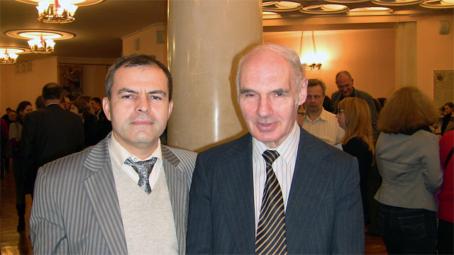 Роман Леденёв и Рамазан Фаталиев
