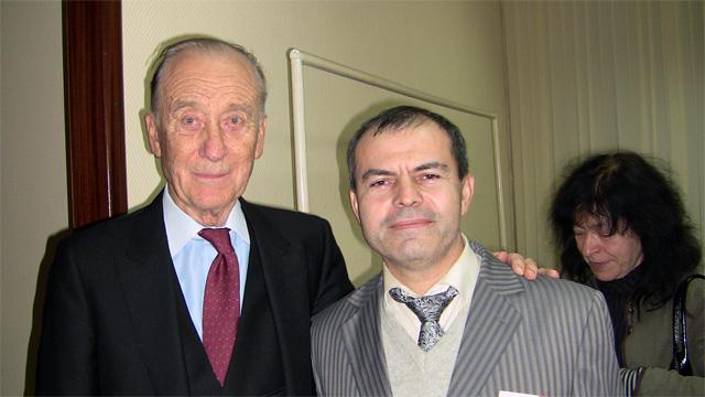 Родион Щедрин и Рамазан Фаталиев