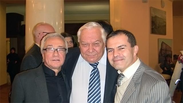Владислав Казенин и Рамазан Фаталиев