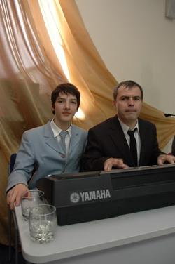 Рамазан Фаталиев и Иманшапи Магомедов