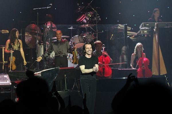 Yanni в США - 2011