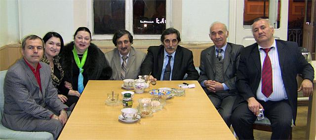 В Союзе композиторов Дагестана