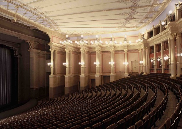 Байройтский театр 1